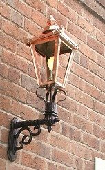Victorian Garden Wall Lights
