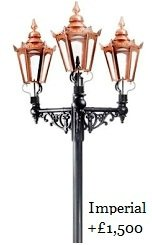 Imperial Victorian Lighting