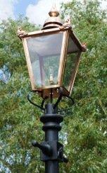 Garden Lamp Posts