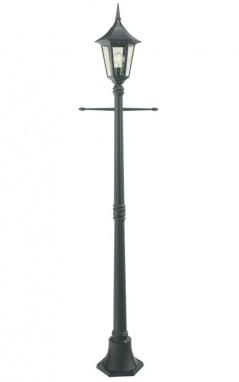 """""""The Felwood"""" 1.88m Aluminum Lamp Post"""