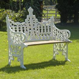 2 Seater Winchester Garden Bench