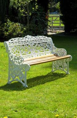 3 seater Belgravia Garden Bench