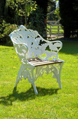 Rochester Single Seat Garden Bench