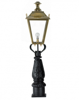 Antique Brass Dorchester Path or Driveway Light