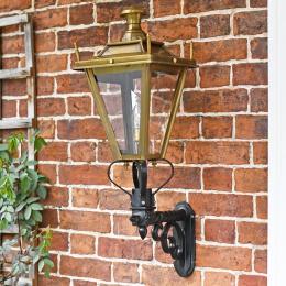 Antique Brass Dorchester Wall Light