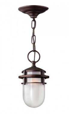 Nautical Inspired Chain Hanging Lantern