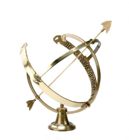 Astapar Antique Bronze Armillary