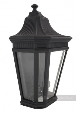 Antique Styled Flush Fitting Wall Lantern