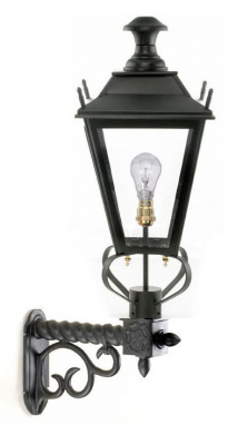 Black Dorchester Wall Light