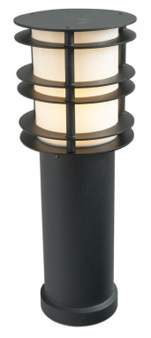 Low Level Galvanised Steel Bollard Light