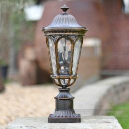 Slim Line Traditional Pillar Post Light