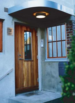 Ceiling Fix Minimalistic Porch Light