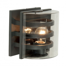 Contemporary Compact Wall Light
