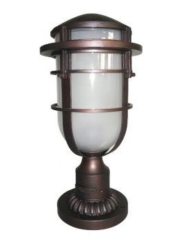 Contemporary Nautical Style Pillar Light