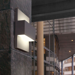 Salisbury Architectural Contemporary Flush Fitting Wall Light