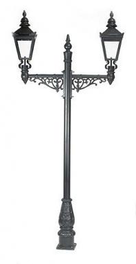 The Double Duke Lamp Post