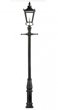 Extra Large Victorian Lamp Post 3.7m