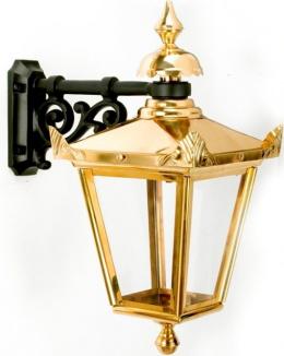Hanging Brass Pub Lantern