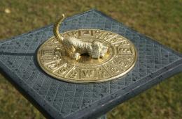 Man's Best Friend Sundial
