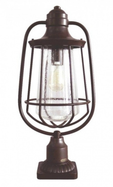 Nautical Search Lantern Inspired Pillar Light
