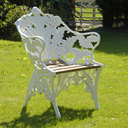 Rochester Single Seat Garden Bench