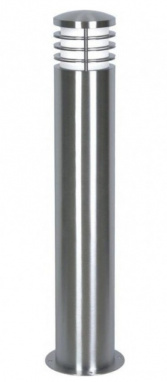 Stainless Steel Contemporary Bollard Garden Light