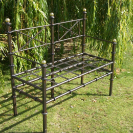 The Kyoto Japanese Inspired Garden Bench