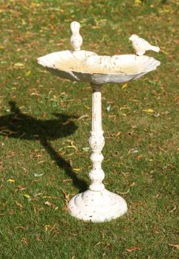 Primrose Garden Bird Bath