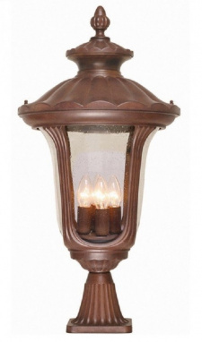 Traditional 19th Century Style Pillar Light