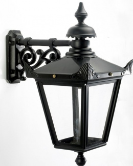 Traditional Black Hanging Pub Lantern
