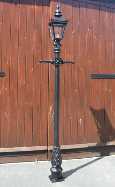 Used Ex-Display 2.2m Victorian Garden Lamp Post