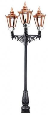 The Burton Lamp Post