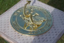 Welsh Dragon Sundial