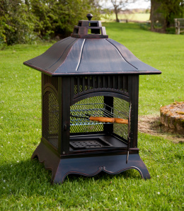 Wiltshire cooker with grill and tools