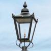 87cm Black Victorian Lantern