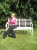 The Rochester Garden Bench
