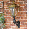 Antique Brass Dorchester Wall Light