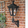 Black Deluxe Dorchester Wall Light