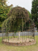 Devonshire wrought iron pavillion