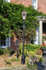 Lamp Post Garden Feature