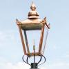87cm Copper Victorian Lantern