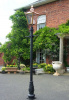 Large Front Garden Lamp Post Standard