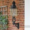 Small Belgravia Lantern and Royale Bracket