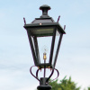 61cm Black Dorchester Lantern