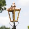 60cm Copper Victorian Lantern