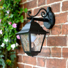Traditional Coach House Top Fix Wall Lantern
