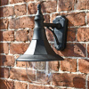 Traditional Conical Top Fix Wall Lantern