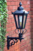 Traditional Garden Wall Light on bracket