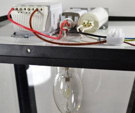 150W metal halide bulb fitting