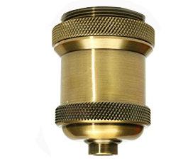 edison screw fix bulb fitting for lanterns